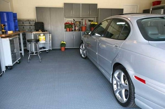 Low Cost Garage Flooring Ideas | Flooring Ideas | Floor Design Trends