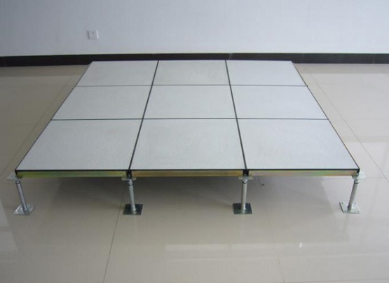 Raised floor tiles panel systems
