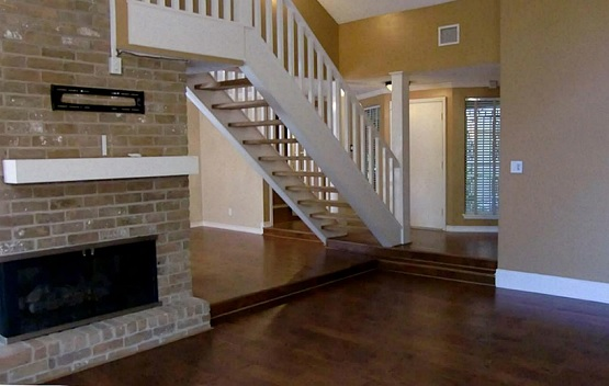 The Advantage Of Hand Sed Laminate Flooring Family Room With Wood
