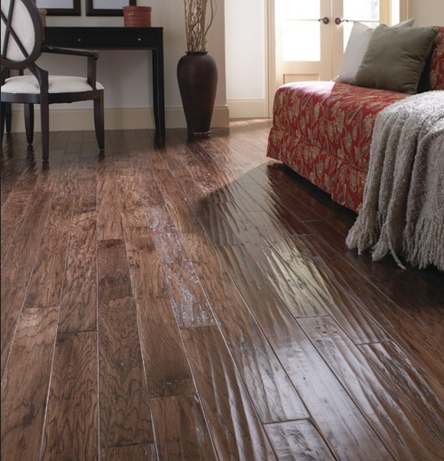 The Advantage Of Hand Scraped Laminate Flooring Flooring