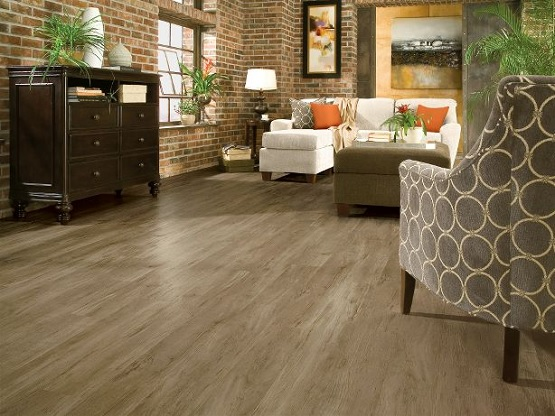Luke Planks Waterproof Laminate Flooring By Armstrong