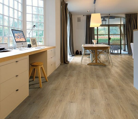 Waterproof laminate flooring by Dumafloor