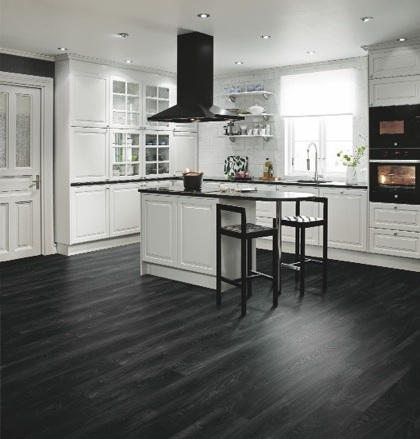 LaminArt Tarkett Laminate Kitchen Flooring