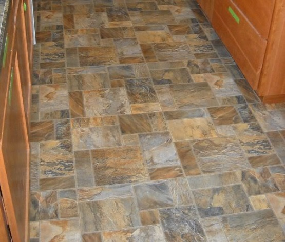 Wonderful Stone Planks Swiftlock Laminate Flooring