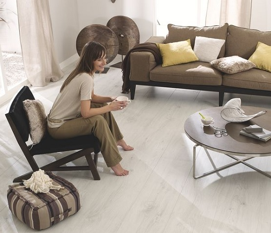 Tarkett aquastyle laminate flooring