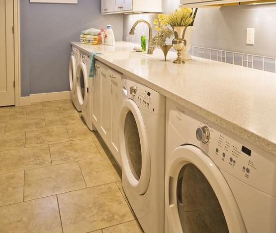 Selecting The Best Flooring For Laundry Room Flooring Ideas Floor Design Trends