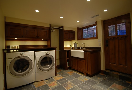 Ceramic Tile Flooring For Laundry Room