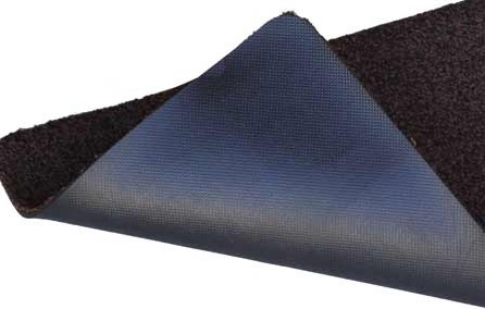 Heavy duty rubber backed carpet