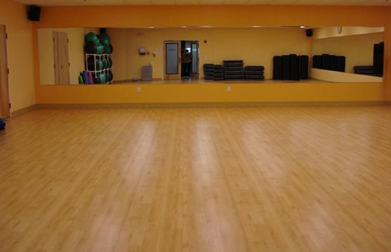 Sprung floors dance studio flooring