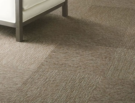 Versatility rubber backed carpet