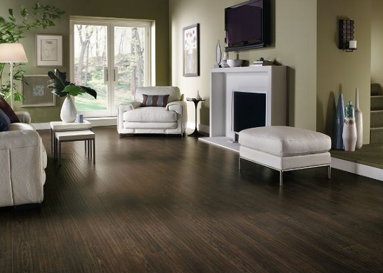 12 mm harvest dark oak laminate flooring