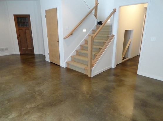 Basement floor sealer types
