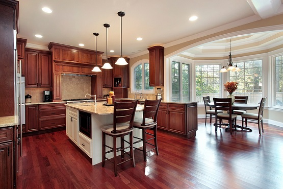 Breathtaking Laminate Floor In Kitchen | Flooring Ideas | Floor