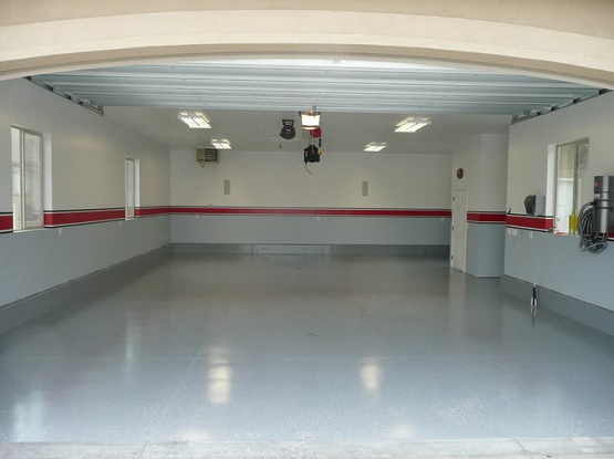 Painted garage floor tile ideas | Flooring Ideas | Floor Design Trends - garage  floor tiles