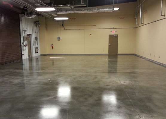 Topical sealers concrete for sealing garage floor