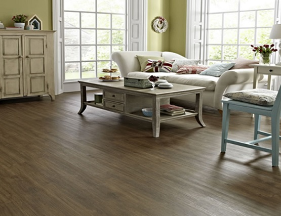 Wood pattern waterproof vinyl plank flooring