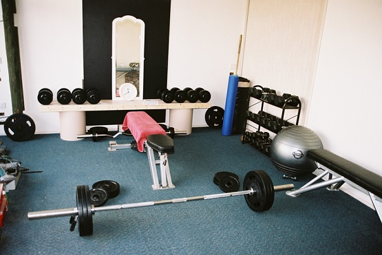 Great ideas of home gym flooring carpet
