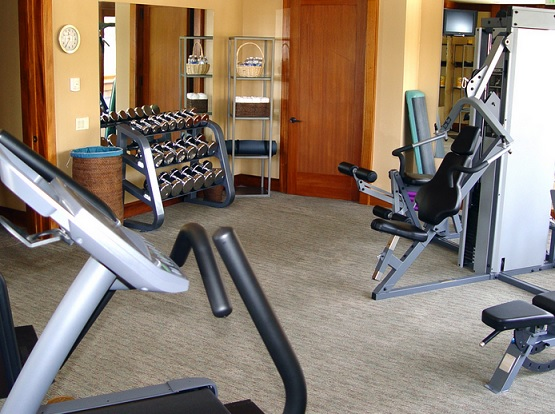 Home gym flooring designs design and style