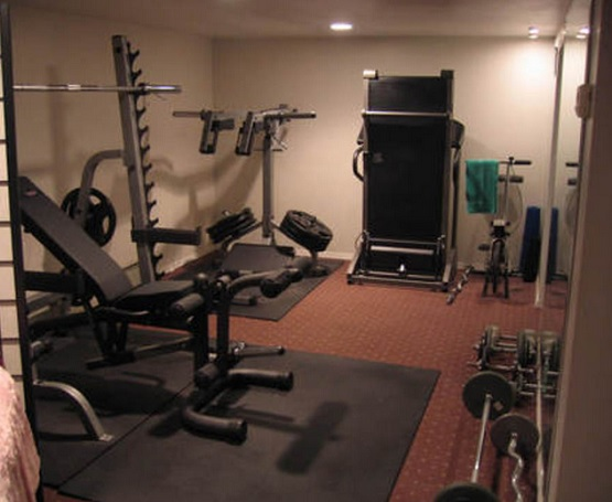Alternatives Flooring For Home Gym Options