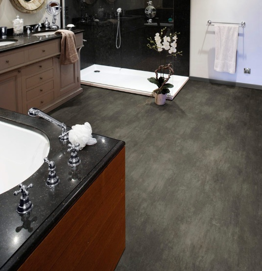 Black Vinyl Flooring The Reason Why You Should Using It