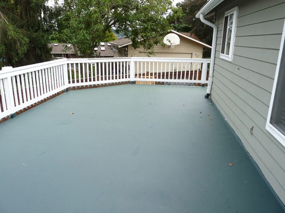 Non slip floor paint for terrace flooring