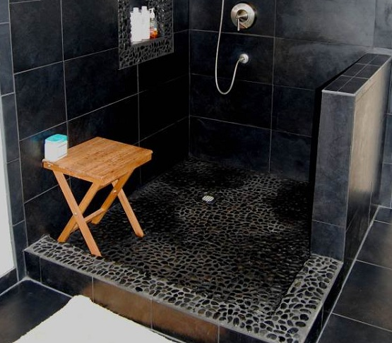These Images Posted Under Pebble Shower Floor For Beautify Your Bathroom Flooring