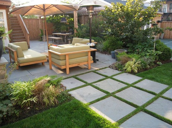 Outdoor flooring options for patio