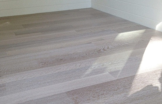 White oak hardwood floor stain colors