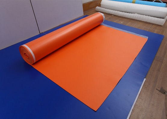 3 in 1 underlay for laminate flooring