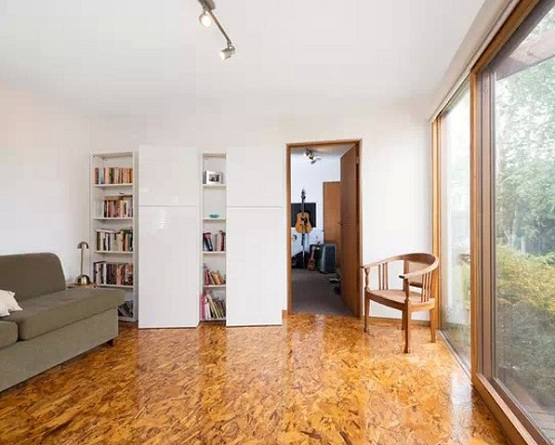 Cheap flooring alternatives ideas for minimalist home