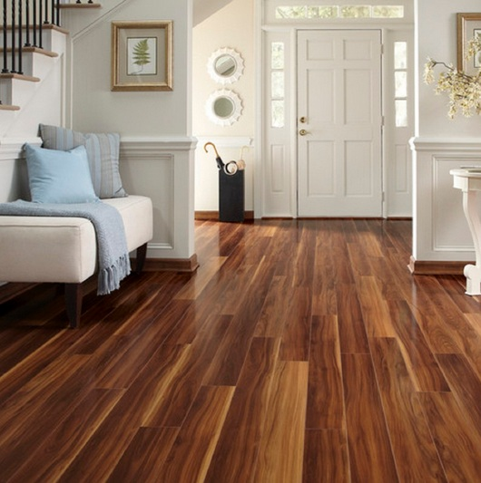 Special offer laminate flooring for entry room