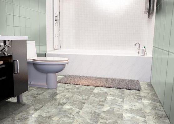 Waterproof click together lvt clearance laminate flooring